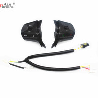 for KIA RIO 2011 2014 multifunctional steering wheel control button Audio phone volume switch for bluetooth car accessories