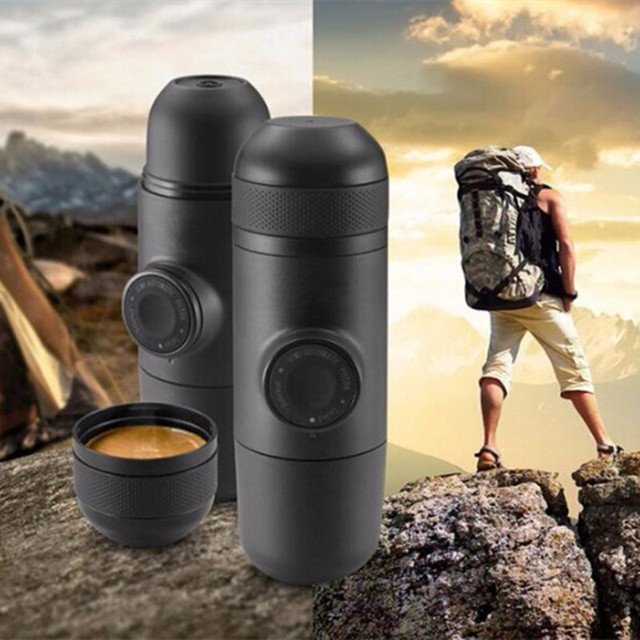 Portable Manual Coffee Maker