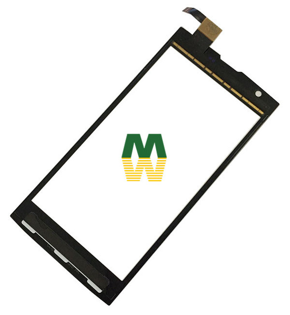 1PC /Lot High Quality For ZOPO ZP780 Touch Screen   Digitizer Replacement Part Black Color with tools