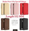 Xiaomi redmi note 3 pro edição especial caixa do telefone para xiaomi redmi note 3i pro principal de vidro se versão global 152mm fundas capa