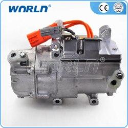 AUTO A/C hybrydowy z maksymalnym wykorzystaniem energii elektrycznej sprężarki powietrza dla Lexus LS600HL 12V 88370-50020/88370-50010/682-50228 2009-