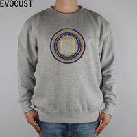 UNIVERSITY OF CALIFORNIA BERKELEY men Sweatshirts Thick Combed Cotton