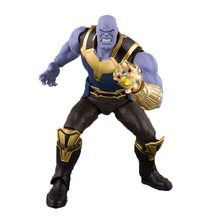 Avengers Infinity War Thanos Iron Spiderman Iron Man Star Load Black Panther Captain America Black Widow Toy Action Figure Model цена и фото