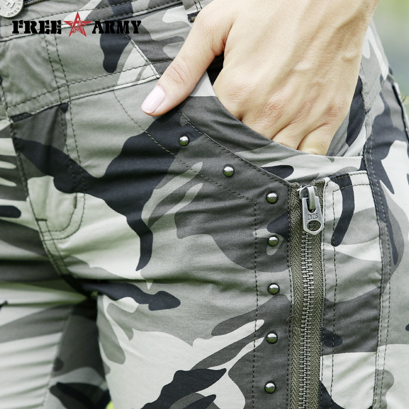 Pantalones casuales de las mujeres de verano más tamaño pantalones - Ropa de mujer - foto 6