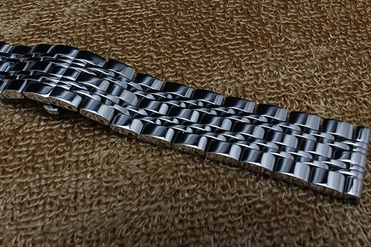 14mm 16mm 18mm 18mm 20mm 22mm 24mm argjend argjendi me cilësi të - Aksesorë për orë - Foto 3
