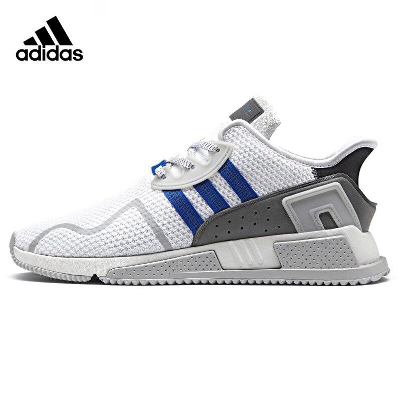 Adidas Originals EQT подушки ADV EQT Для мужчин кроссовки, белый и синий, дышащий АМОРТИЗИРУЮЩИЕ НЕСКОЛЬЗЯЩИЕ легкий CP9459