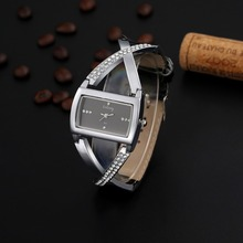 Gogoey браслет часы Для женщин часы со стразами женские часы браслет Для женщин часы Часы montre femme reloj mujer saat