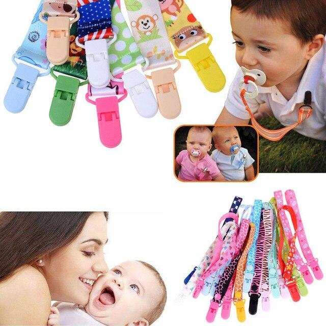 תינוק מוצץ קליפים מוצץ שרשרת Dummy קליפ פטמה מחזיק עבור פטמות ילדים מוצץ קליפ מחזיק מוצץ נספח sucette