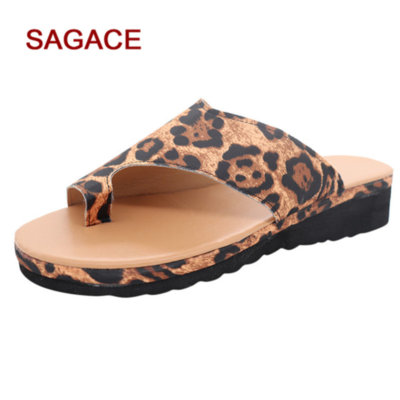 Sandals Shoes Flats Rope Beach-Slippers Open-Toe Slip-On Womens Fashion Summer Wedges