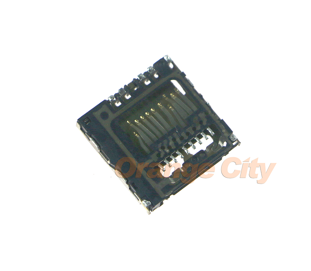 Image 3 - ChengChengDianWan Original used sd Card Slot Socket SD Card Reader For psv1000 psv2000 psvtia 1pc-in Replacement Parts & Accessories from Consumer Electronics