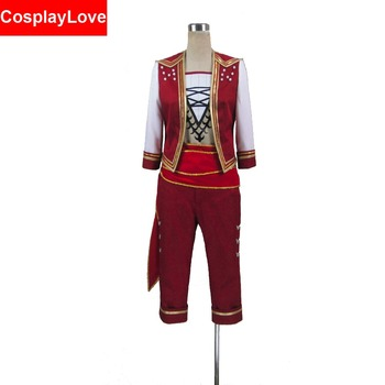 2016 Tsukasa Suou Cospaly Costume From Ensemble Stars Cosplay