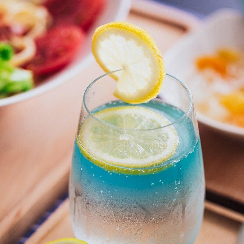 Скандинавский стиль прозрачная креативная термостойкая стеклянная чашка домашний молочный мусс сок чашка для завтрака кофейная чашка напиток украшение чашка