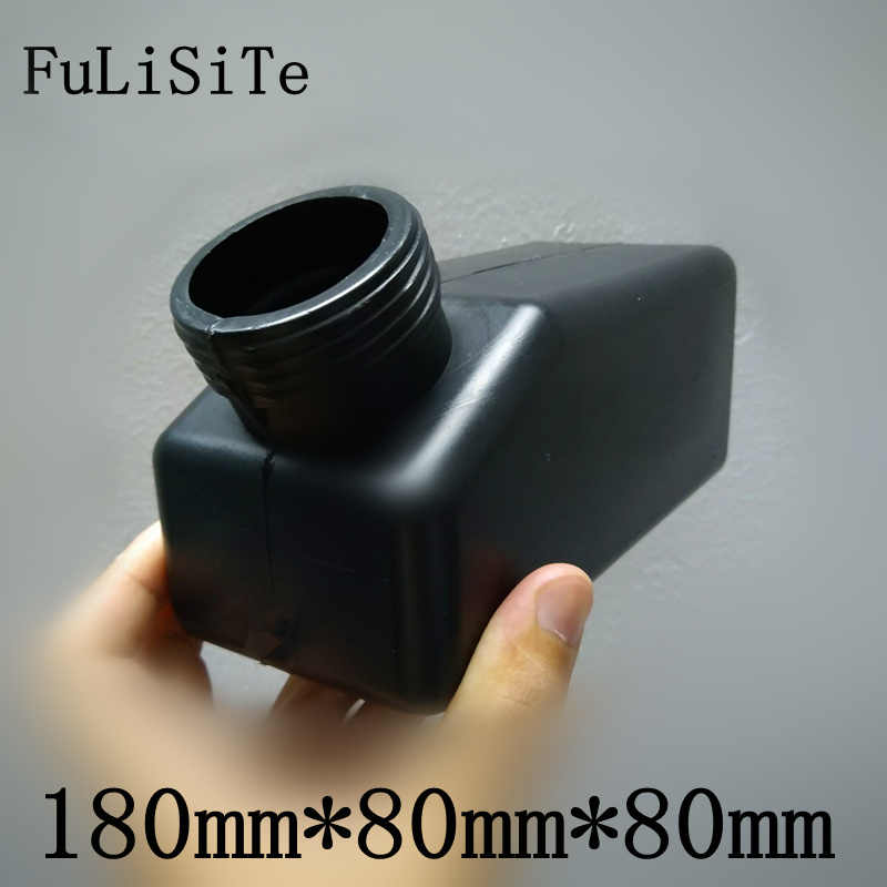 8 piece/lot 8 warna FuLiSiTe UV flated printer UV massal sistem tinta 1L UV tinta sub tangki tinta botol ember bagian sistem ciss massal DIY