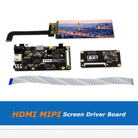 5.5 inch 2 k LS055R1SX03 Lcd-scherm en HDMI-MIPI Driver Board Met Resolutie 1440*2560 Voor 3D Printer VR Glas