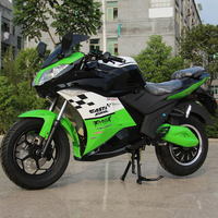 Erwachsene elektrische motorrad roller elektro-fahrrad 3000w elektrische motor elektrische motorräder max geschwindigkeit 85 km/h 72V