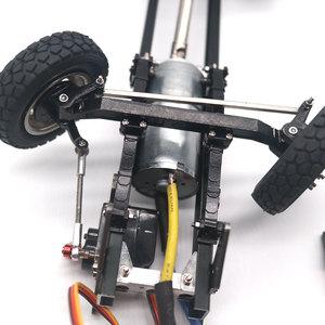 Image 4 - Qin24 1/24 RC 大型トラック組織化キットモータとサーボ