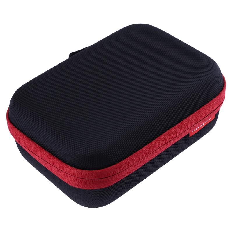 ALLOYSEED Action Camera Hard Bag Waterproof Shockproof Large Carrying Case Travel Bag For GoPro Hero 5/4/3+ Sports Camera