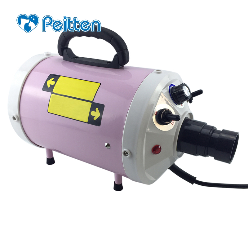 Top quality Portable Home Use Pet Hair Dryer Dog Cat Hair Grooming Dryer 2000W 2800W 110V/220V EU/US for Animal