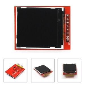 10 Uds., 1,44 pulgadas, Serial 128*128 SPI, módulo TFT LCD a Color en lugar de Nokia 5110 LCD para ardunio