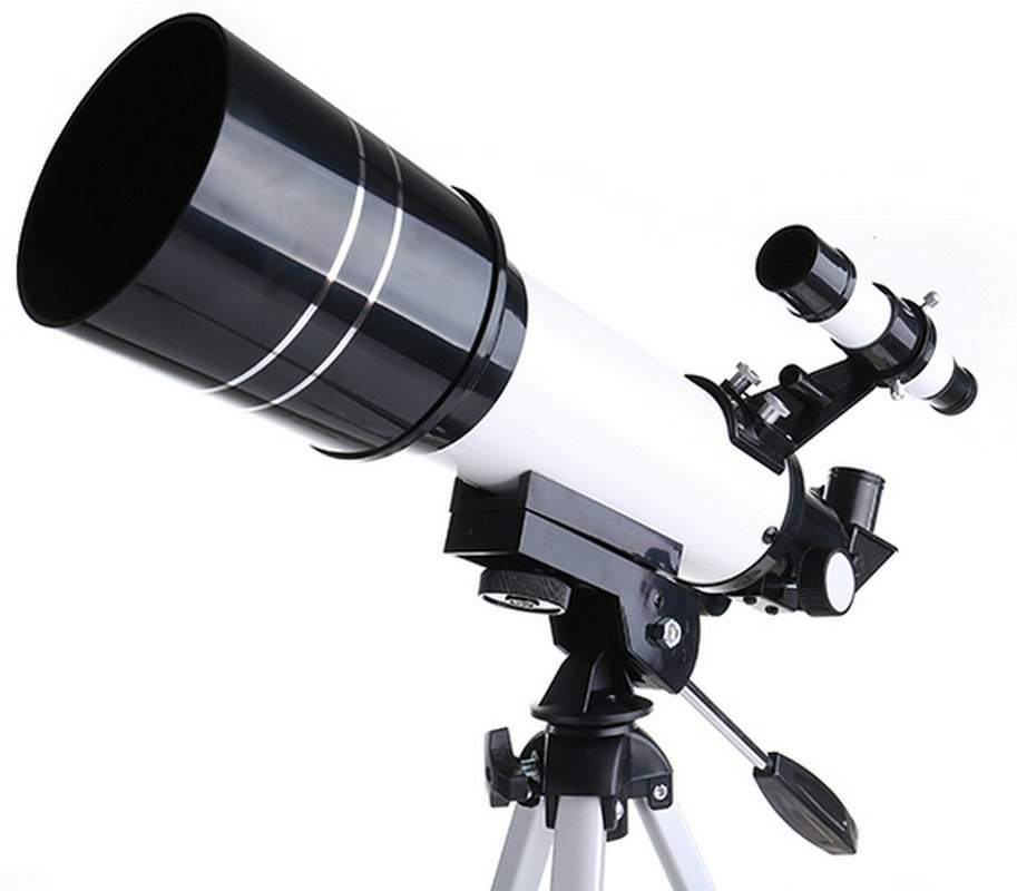Datyson F40070M HD Astronomical Telescope with Compact Tripod Terrestrial Space Monocular Moon Watching Kids Gift