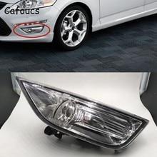 Cafoucs Araba Ön Tampon Sis Lambası Ford Mondeo Fusion Için Mk4 2011 Ampuller Ile 2012 Sürüş Işık