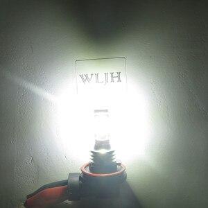 Image 3 - WLJH 2x Canbus 12V 24V H8 Led Bulb Fog Lamp Bulb H8 Light For BMW E39 E46 E60 E70 E72 E90 E92 E93 E81 E82 E84 F10 F15 F20 F25