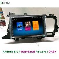Lenvio 4GB 32GB Octa Core 2 Din Android 8 0 CAR DVD Player For KIA Optima