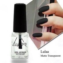 Surface frosted nails magic matte transparent super oil polish art gel