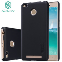 NILKIN For Xiaomi Redmi 3S 3 Pro Case NILLKIN Super Frosted Shield Back Cover For Redmi