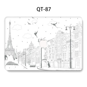 Image 2 - New 2019 For Laptop Notebook MacBook Case Sleeve Cover Tablet Bags For MacBook Air Pro Retina 11 12 13 15 13.3 15.4 Inch Torba