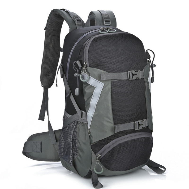 2019 Outdoor Bags Hiking Backpack 30L Waterproof Anti-tear Nylon Quality Bag Men Women Climbing Travel Cycling Sports Backpack