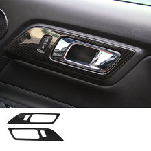 Автомобильная дверная ручка из АБС пластика lsrtw2017 для ford
