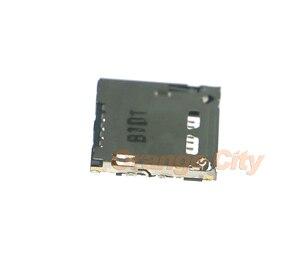 Image 5 - ChengChengDianWan Original used sd Card Slot Socket SD Card Reader For psv1000 psv2000 psvtia 1pc