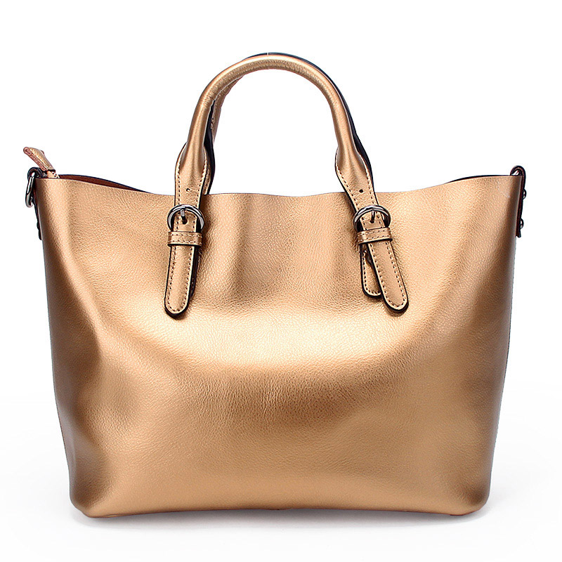Zency Brand Fashion luxury handbags women large capacity casual bag ladies Genuine Leather shoulder tote bags bolsos feminina
