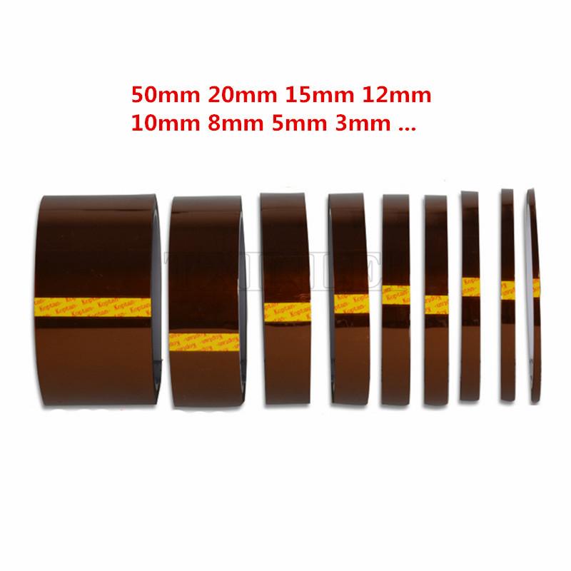 5 шт./лот polyamide лента фильм высокая температура для BGA-микросхем pic 10 мм х 33 м