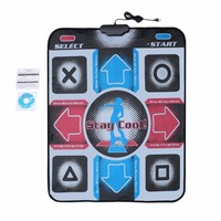 Non Slip Dancing Step Dance Mat Pad Pads Dancer Blanket To PC With USB Newest Drop