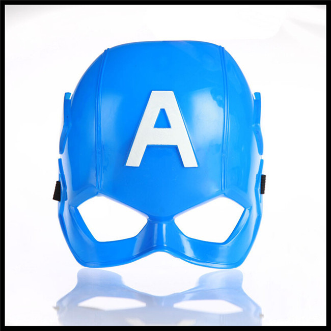 free shipping halloween party cosplay movies film mask captain america mask helmet cosplay party gifts fancy