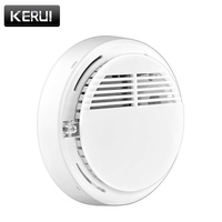 Wired Smoke Detector Fire Alarm For Home Protection