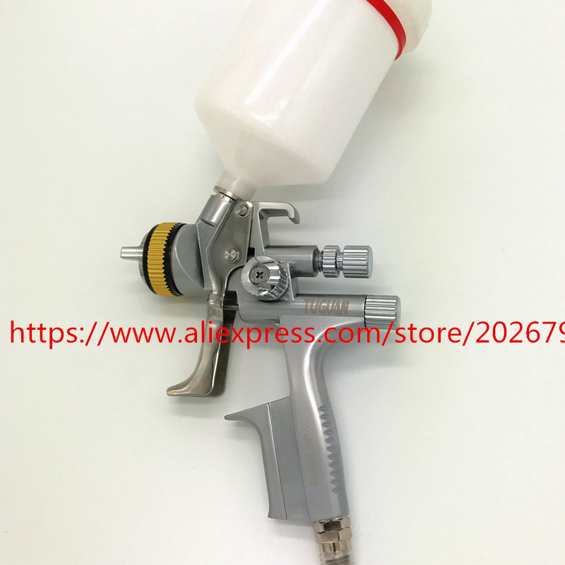Jet spray gun