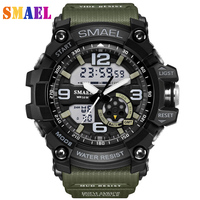 2017 Newest Fashion Brand Military Watch Men S G Style Waterproof Sports Watches Shock Luxury Analog