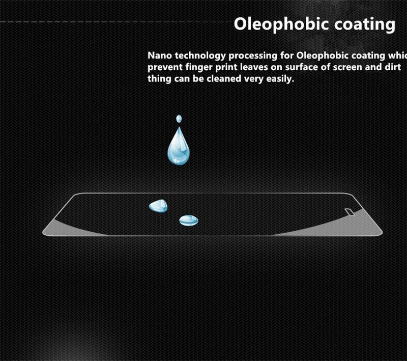 For Tempered Glass Motorola Moto M Էկրանի պաշտպանիչ - Բջջային հեռախոսի պարագաներ և պահեստամասեր - Լուսանկար 5