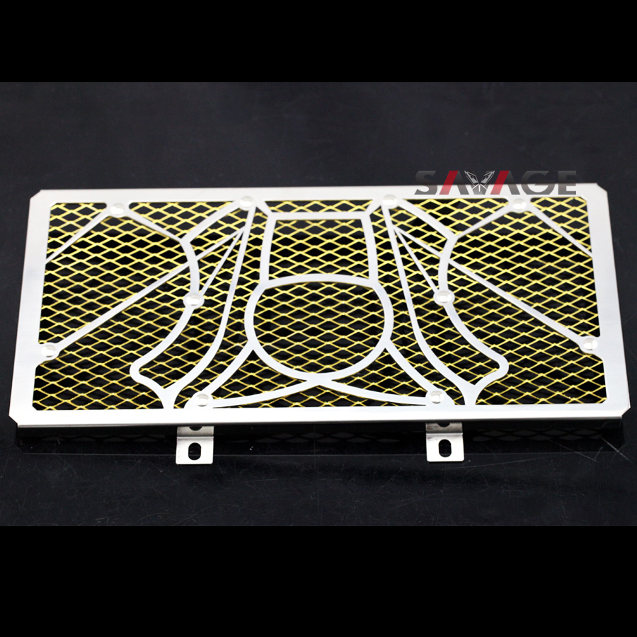 Motorcycle Radiator Grille Guard Cover Protector Tank Protection Net For KAWASAKI ER-6N ER-6F ER6N ER6F NINJA 650R 2012-2014 motorcycle radiator grille grill guard cover protector golden for kawasaki zx6r 2009 2010 2011 2012 2013 2014 2015