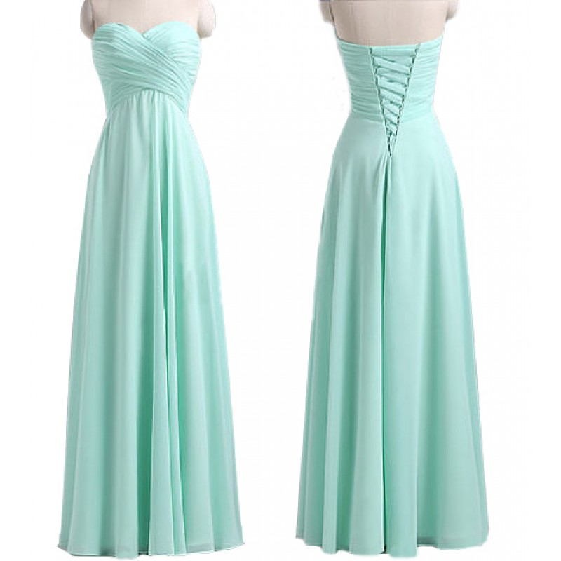 Online buy wholesale color mint dresses from china color for Mint color wedding dress