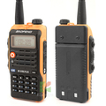 baofeng BF-UVB2 Plus 8W High yellow walkie talkie Pogreen  wer 4800mAh Battery uvb2 plus  Baofeng Dual Band Two Way cb Radio LCD