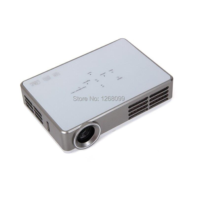 Full Hd Smart Dlp300b Mini Projector Lcd 3d Home Theater: 2017 New DLP Advanced Projector Full HD 1080P WiFi 3D