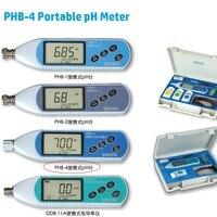 PHB 4 Portable pH Meter Conductivity Automatic Calibration Manual Temperature Compensation