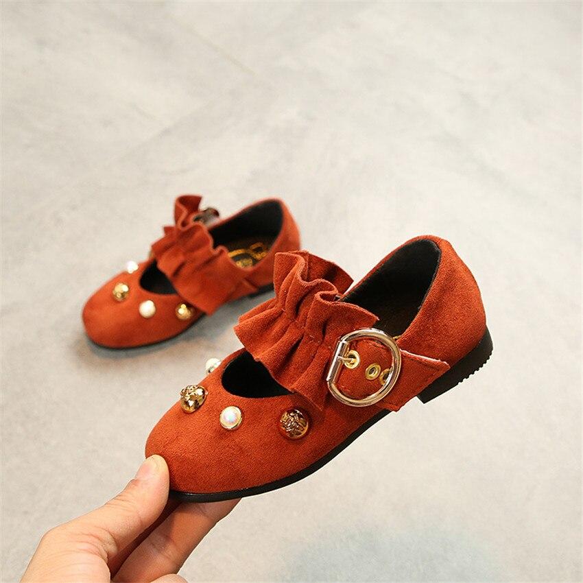 BOKEN Meisje Platte schoenen Nieuwe schattige stijl Peuter Meisje - Kinderschoenen - Foto 5
