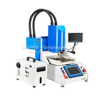 Automatic IC router ginding chips remover cnc machine 1001 work for Main Board Repair