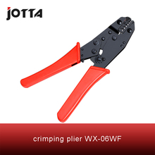 WX-06WF crimping tool plier 2 multi tools hands Ratchet Crimping Plier (European Style)