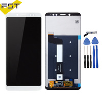 For Xiaomi Redmi Note 5 Pro LCD Display Touch Screen Test Good Digitizer Assembly Spare Parts